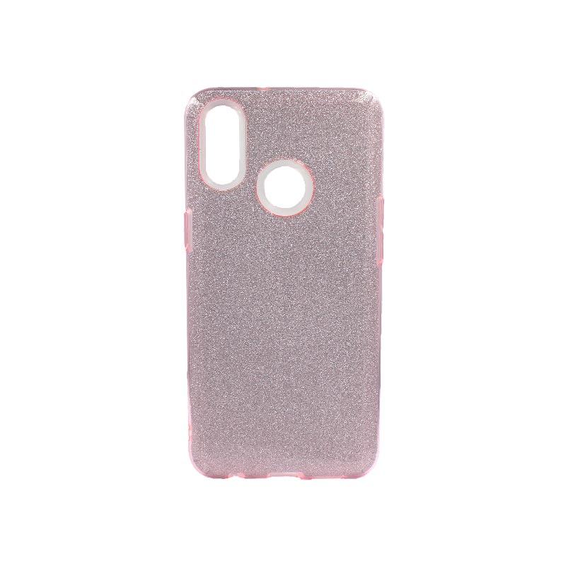 Θήκη Samsung Galaxy A10s Glitter Ροζ