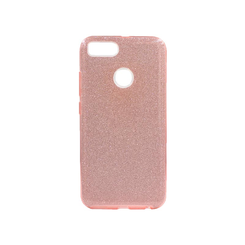 Θήκη Xiaomi Mi 5X / Mi A1 Glitter Ροζ