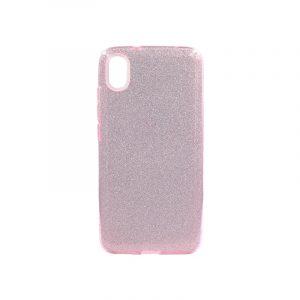 Θήκη Xiaomi Redmi 7A Glitter Ροζ