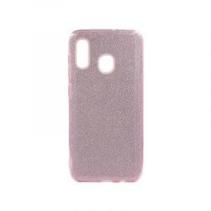 Θήκη Samsung Galaxy A20 / A30 Glitter Ροζ