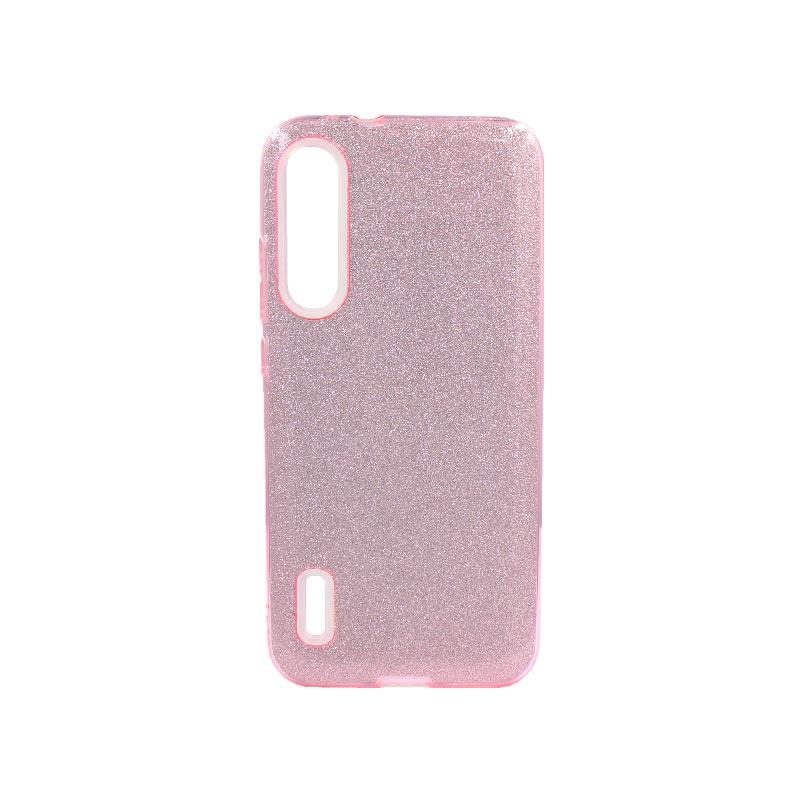 Θήκη Xiaomi Mi A3 / CC9E Glitter Ροζ