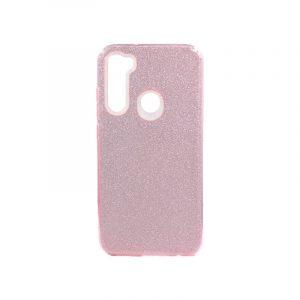 Θήκη Xiaomi Redmi Note 8 Glitter Ροζ