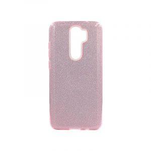 Θήκη Xiaomi Redmi Note 8 Pro Glitter Ροζ