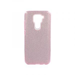 Θήκη Xiaomi Redmi Note 9 Glitter Ροζ