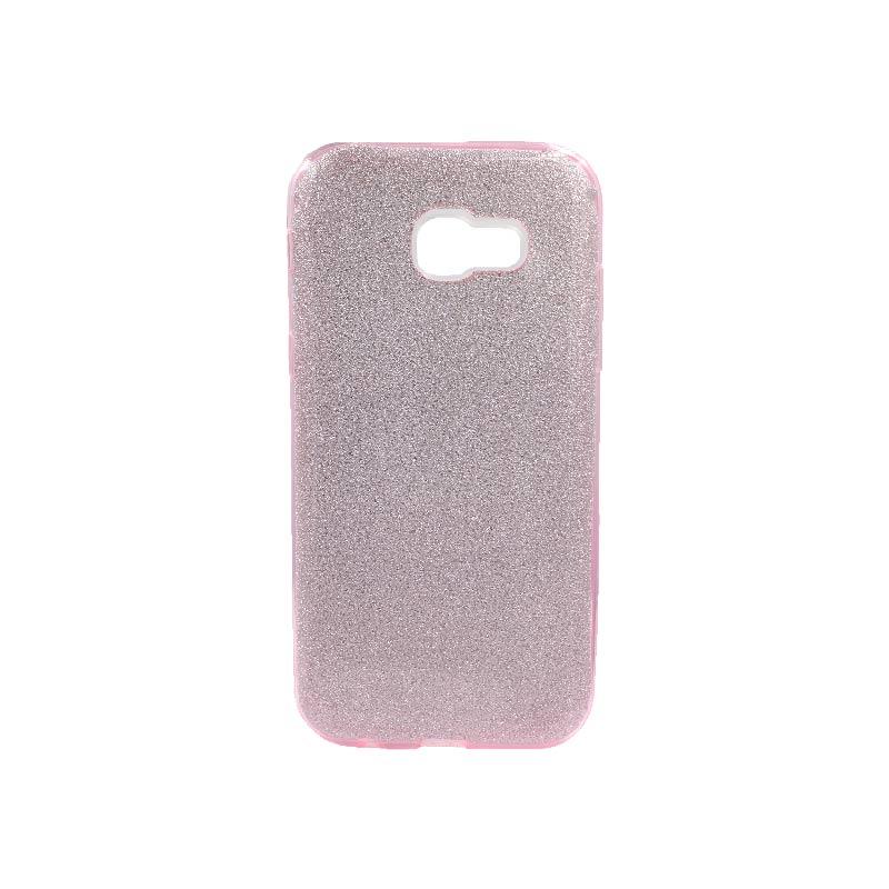 Θήκη Samsung Galaxy A5 2017 Glitter Ροζ