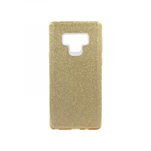Θήκη Samsung Galaxy Note 9 Glitter Χρυσό