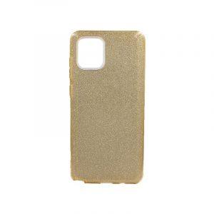 Θήκη Samsung Galaxy A81 / Note 10 Lite Glitter Χρυσό