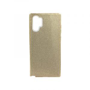 Θήκη Samsung Galaxy Note 10 Pro Glitter Χρυσό