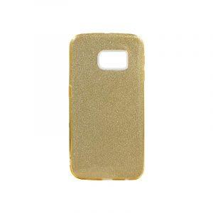 Θήκη Samsung Galaxy S6 Edge Glitter Χρυσό
