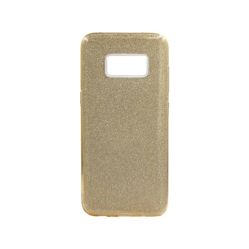 Θήκη Samsung Galaxy S8 Glitter Χρυσό