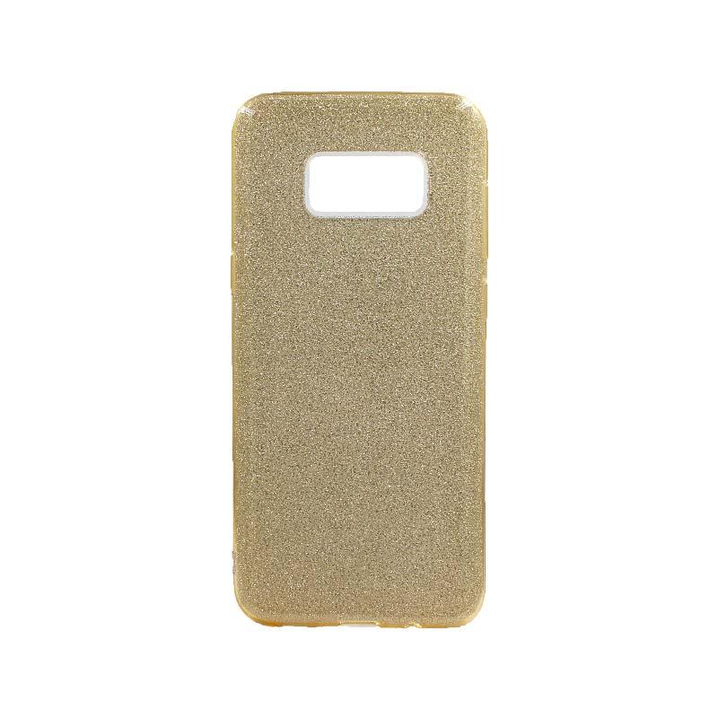 Θήκη Samsung Galaxy S8 Plus Glitter Χρυσό