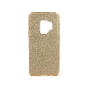 Θήκη Samsung Galaxy S9 Glitter Χρυσό