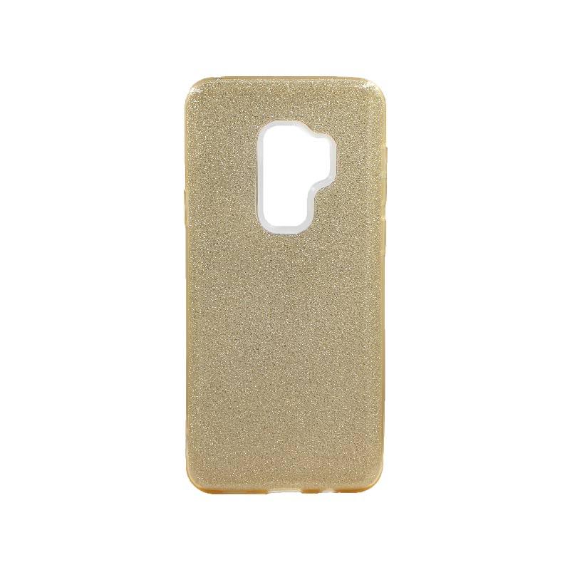Θήκη Samsung Galaxy S9 Plus Glitter Χρυσό