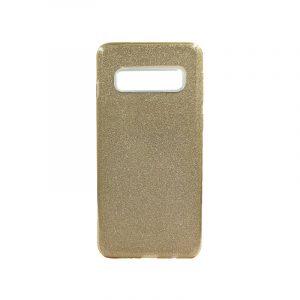 Θήκη Samsung Galaxy S10 Glitter Χρυσό