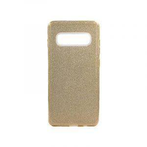 Θήκη Samsung Galaxy S10 Plus Glitter Χρυσό