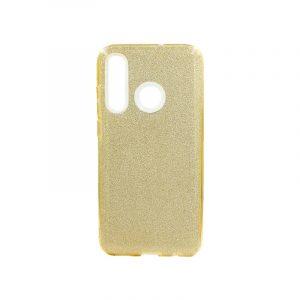 Θήκη Honor 20 Lite Glitter Χρυσό