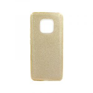 Θήκη Huawei Mate 20 Pro Glitter Χρυσό