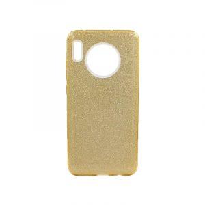 Θήκη Huawei Mate 30 Glitter Χρυσό