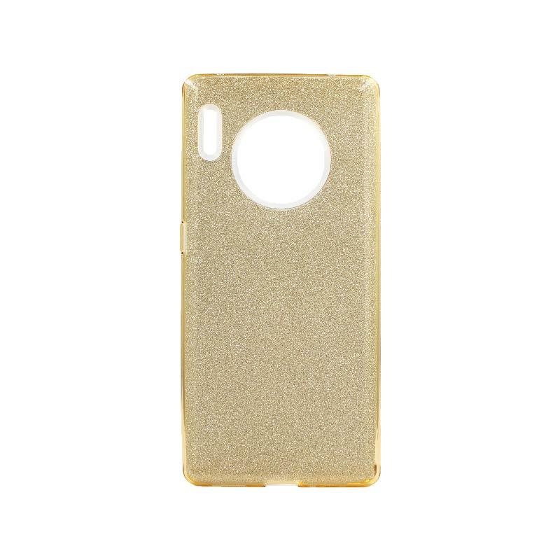 Θήκη Huawei Mate 30 Pro Glitter Χρυσό