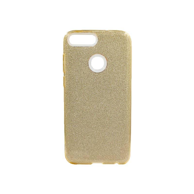 Θήκη Huawei P Smart Glitter Χρυσό