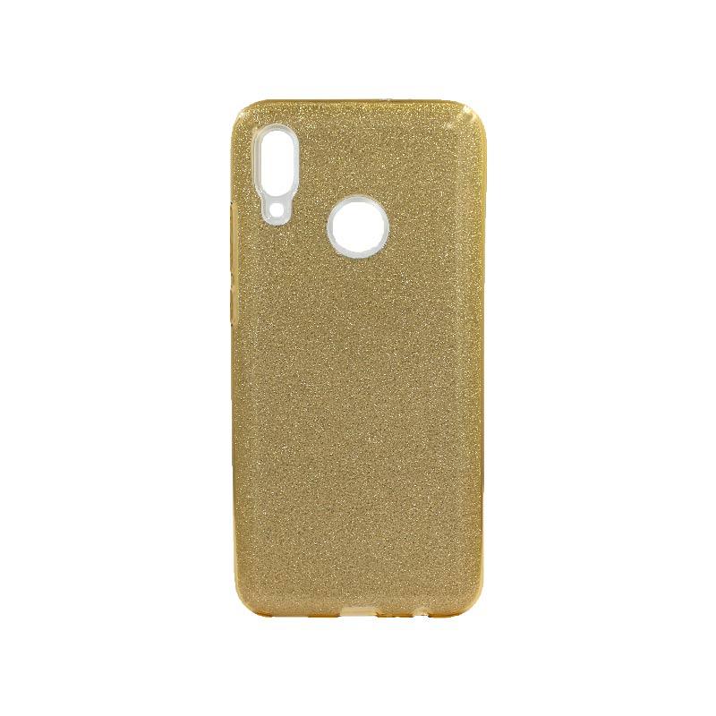Θήκη Huawei P Smart 2019 Glitter Χρυσό