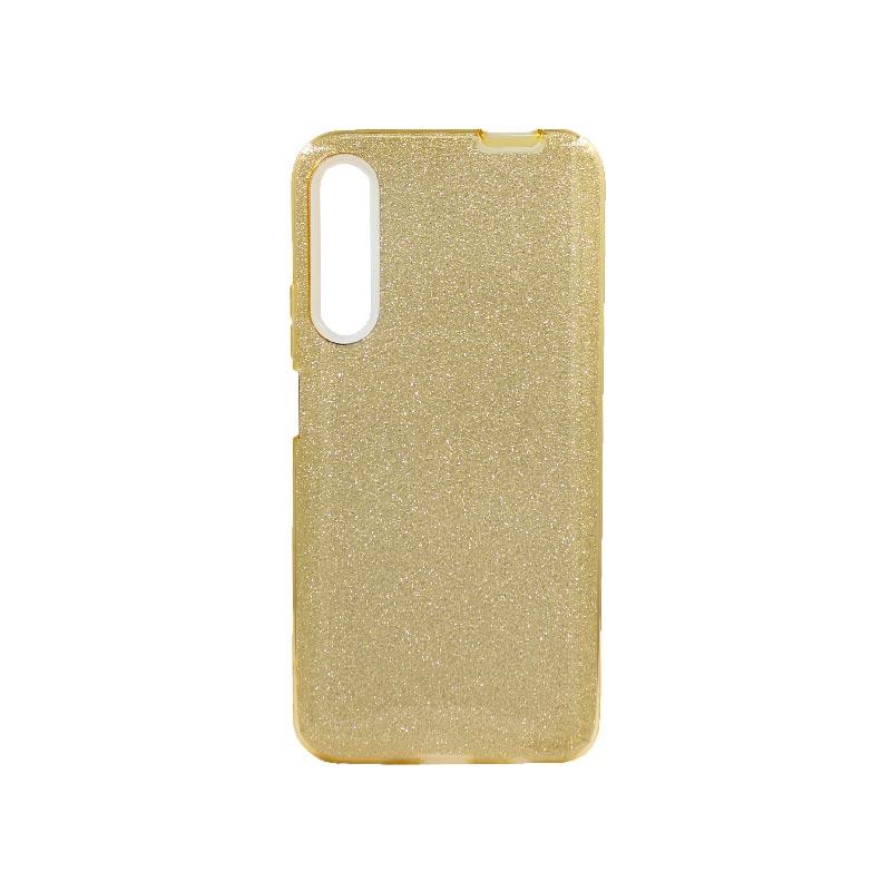 Θήκη Huawei P Smart Pro Glitter Χρυσό