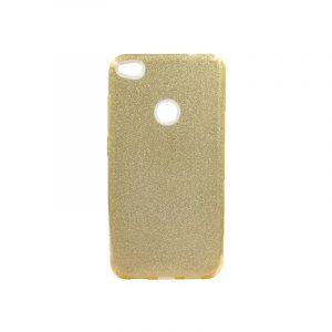 Θήκη Huawei P8 Lite 2017 / P9 Lite 2017 Glitter Χρυσό