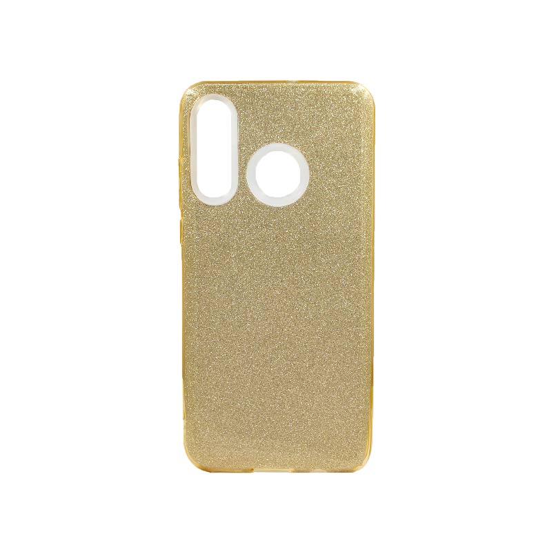 Θήκη Huawei P30 Lite Glitter Χρυσό
