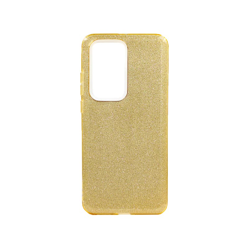 Θήκη Huawei P40 Pro Glitter Χρυσό
