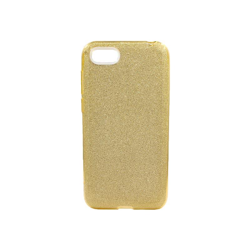 Θήκη Huawei Y5 2018 Glitter Χρυσό