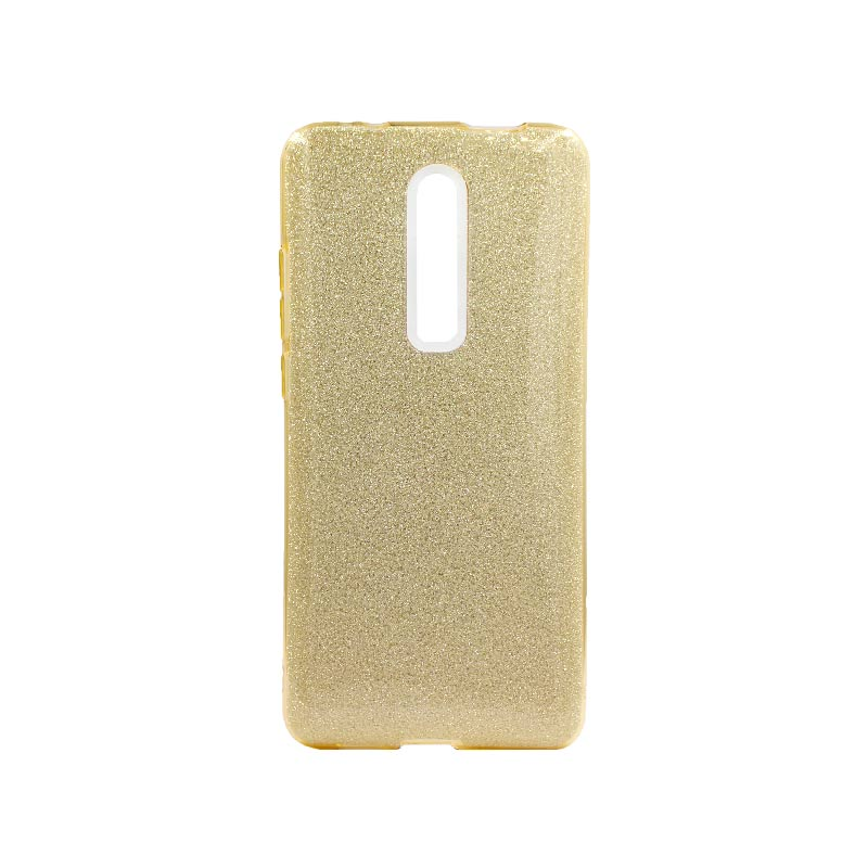 Θήκη Xiaomi Mi 9T / K20 / K20 Pro Glitter Χρυσό