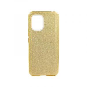 Θήκη Xiaomi Mi 10 Lite Glitter Χρυσό