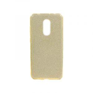 Θήκη Xiaomi Redmi 5 Glitter Χρυσό