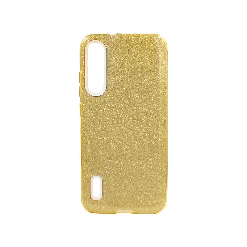 Θήκη Xiaomi Mi A3 / CC9E Glitter Χρυσό