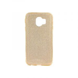 Θήκη Samsung Galaxy J4 Glitter Χρυσό