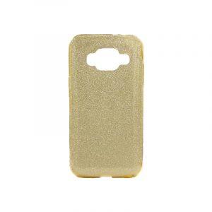 Θήκη Samsung Galaxy J3 2016 Glitter Χρυσό