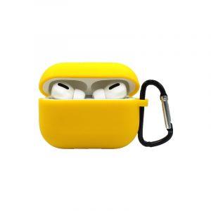 θήκη για airpods pro κίτρινο 1