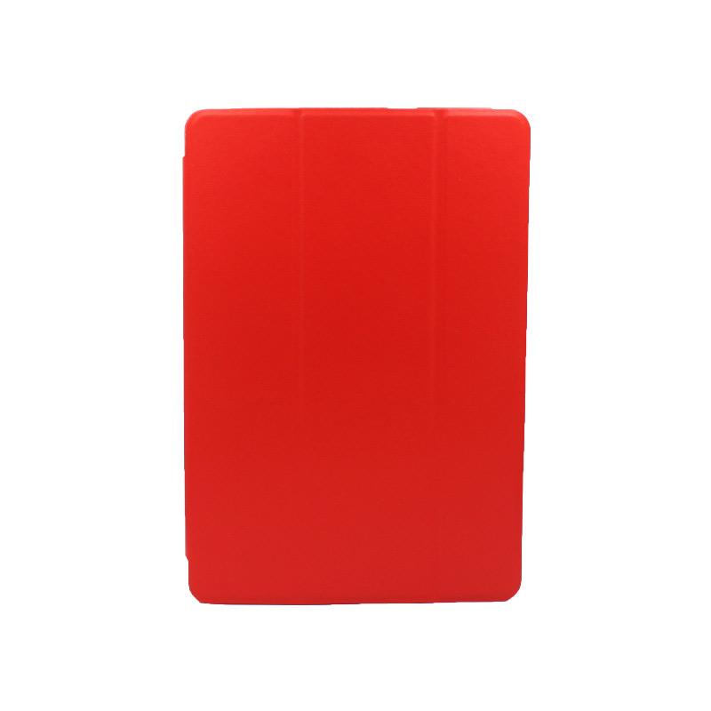 """Θήκη Huawei MediaPad T5 Tablet 10"""" Tri-Fold Flip Cover κόκκινο 1"""