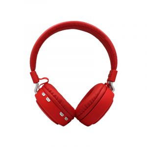 Karler bass boyi go ασύρματα ακουστικά κόκκινο 1