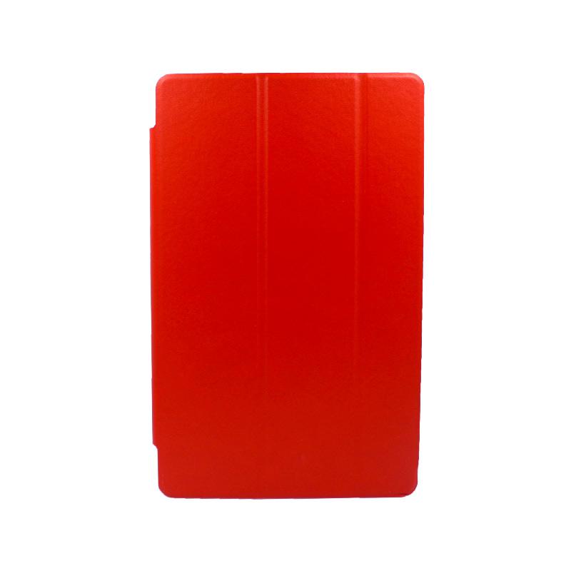 θήκη tablet Samsumg Galaxy Tab A (2018) T595 - T590 10.5'' κόκκινο 1