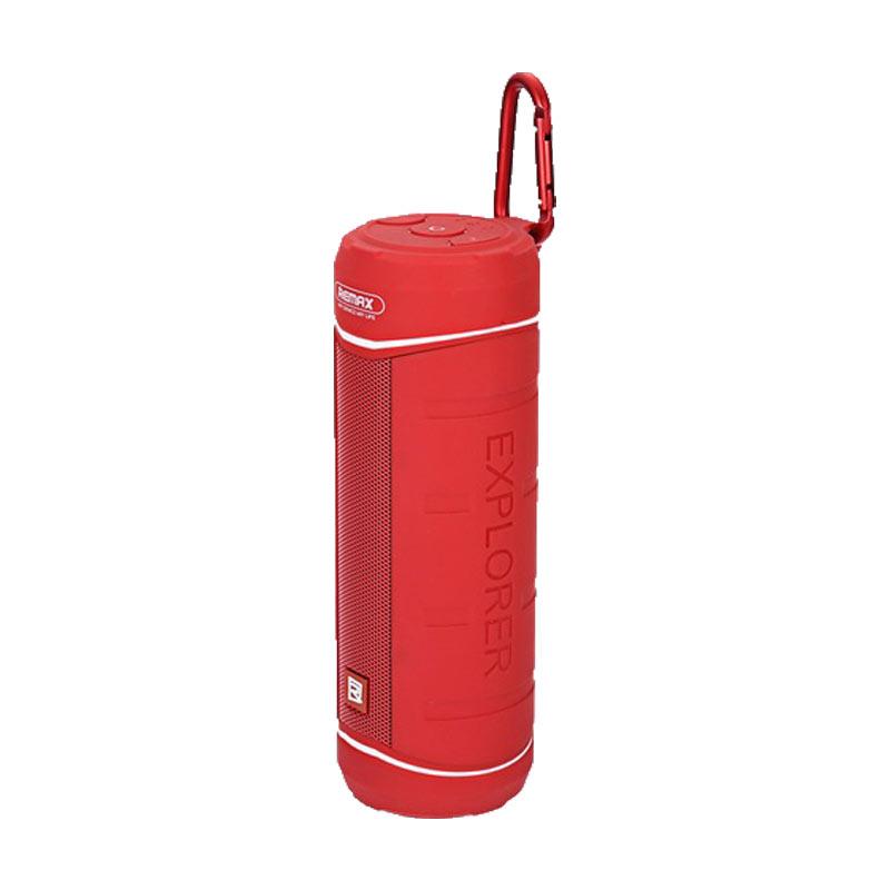 Remax Portable Bluetooth Speaker RB-M10 Κόκκινο-1