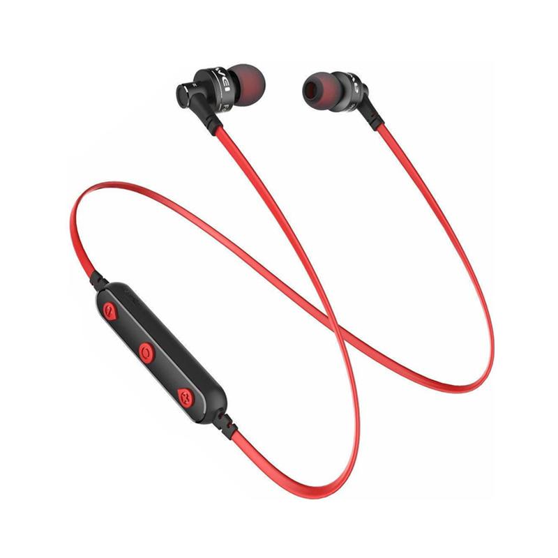 Ασύρματα Bluetooth Ακουστικά Awei B990BL κόκκινο 1