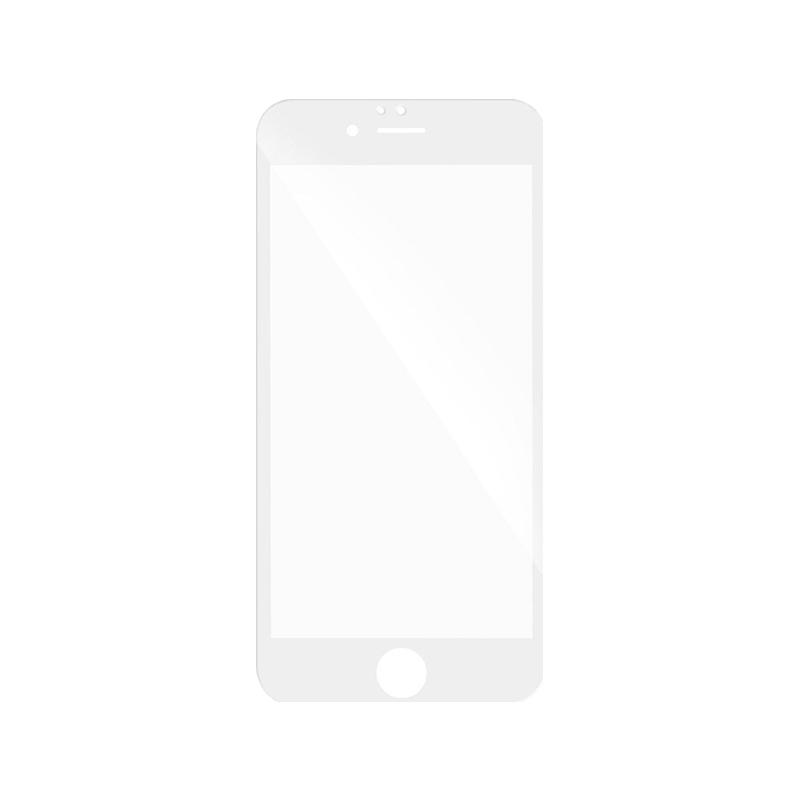 Προστασία οθόνης Full Face Tempered Glass 9H για iPhone 6 Plus / 6s Plus Άσπρο-1