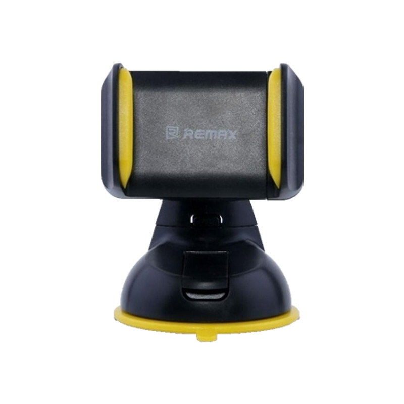 Remax RM-C06 Βάση Στήριξης Αυτοκινήτου κίτρινο