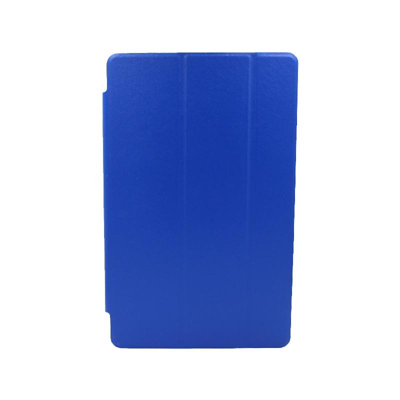 θήκη tablet Samsumg Galaxy Tab A (2018) T595 - T590 10.5'' μπλε 1