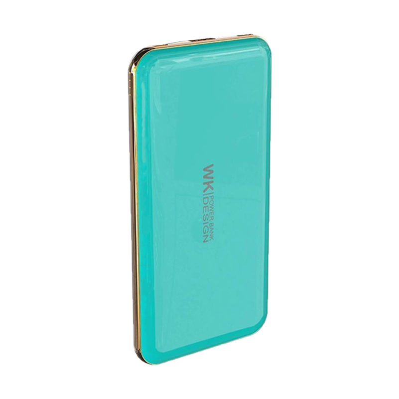 WK Design Power Bank Wp-081 10000mAh Τιρκουάζ