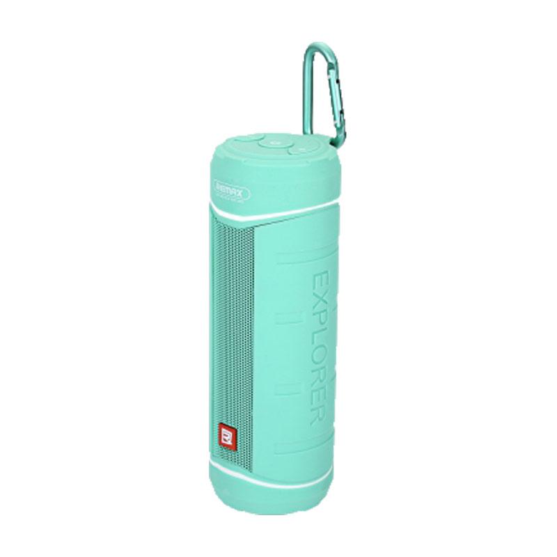 Remax Portable Bluetooth Speaker RB-M10 Tιρκουάζ-1