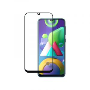 Προστασία οθόνης Full Face Tempered Glass 9H για Samsung Galaxy M30