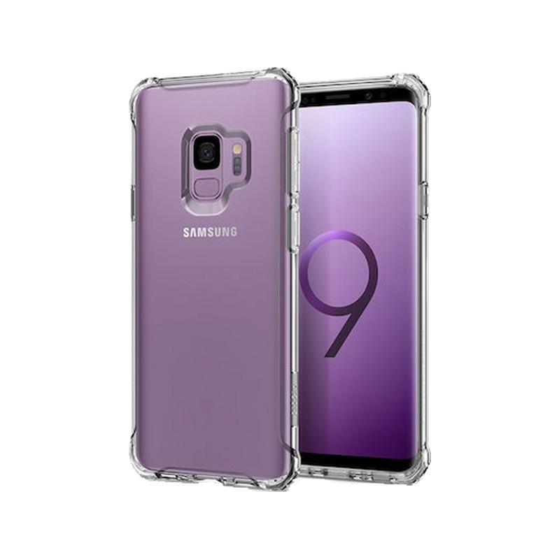 Θήκη 360 Full Cover Σιλικόνης Διάφανο Samsung Galaxy S9