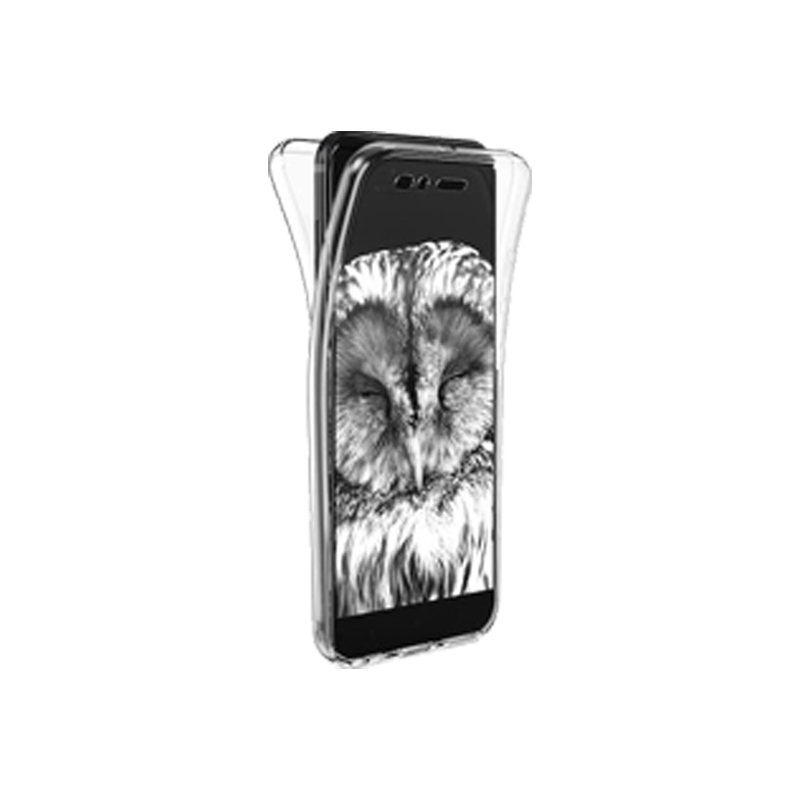 Θήκη 360 Full Cover Σιλικόνης Διάφανο Xiaomi Mi 5X / Mi A1